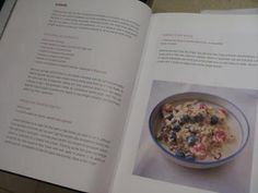The Muesli Lover: Recipe: Jamie Oliver's bircher muesli (or pukkolla)