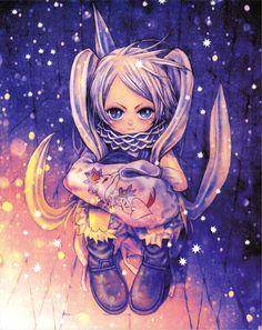 Niche from Letter Bee  by Hiroyuki Asada  #manga