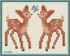 Free deer chart: