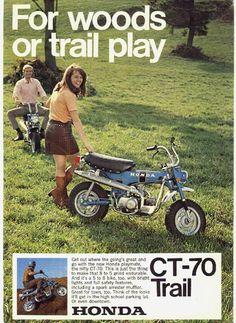 Craigslist Jackson Mi Mini Bikes Honda Ct Mi Minibike