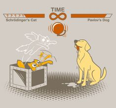 Design for Schrödinger's Cat vs. Pavlov's Dog
