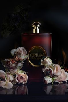 Opium by Yves Saint Laurent is an Oriental Spicy that was launched in 1977. Top notes are coriander, plum, citruses, mandarin orange, pepper, jasmine, cloves, west indian bay and bergamot; middle notes are carnation, sandalwood, patchouli, cinnamon, orris root, peach, lily-of-the-valley and rose; base notes are labdanum, tolu balsam, sandalwood, opoponax, musk, coconut, vanilla, benzoin, vetiver, incense, cedar, myrrh, castoreum and amber. - Fragrantica- vintage <3<3<3<3<3, 2009 <3<3<3<3