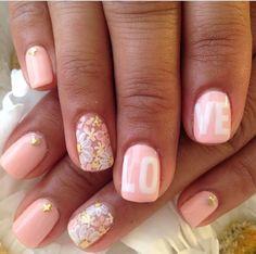 Love my nails! Japanese nail art, all drawn free hand. Follow her IG @ayakorichards #nails #nailswag #cute #love