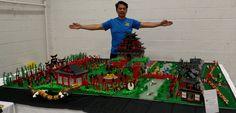 Akai Shiro Expanded Edition in Brickfair Virginia | by ACPin