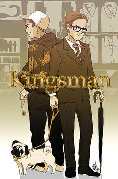 Kingsman by alexisneo.deviantart.com on @DeviantArt