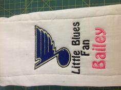 New burp cloth!!