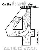 Look To Him And Be Radiant Creation Numbers