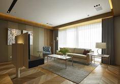 Herringbone Wood Floor Design