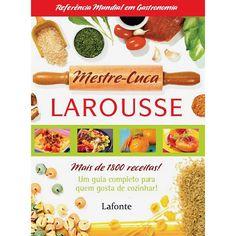 Livro - Mestre Cuca Larousse (Edição Econômica)