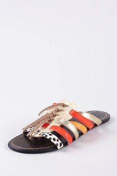 Joe's Jeans Tilly Flat Sandal