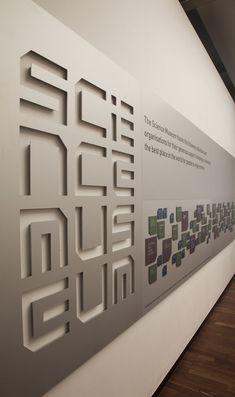 Science Museum Identity