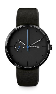 Greyhours Essential Black | USD 175