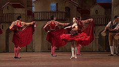 Marianela Núñez // Don Quixote // Act I Variation // The Royal Ballet