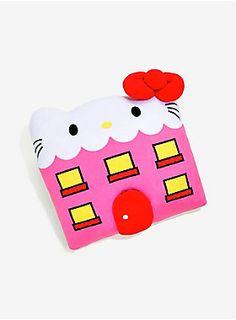 Hello Sanrio Hello Kitty House Pillow f5c699c7b50c3