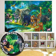 murando - Papier peint intissé 350x270 cm - Papier peint - Tableaux muraux - déco - XXL abstraction 100401-6: Amazon.fr: Bricolage
