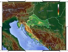 Geography of Croatia - Wikipedia, the free encyclopedia
