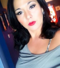 Red lips ...