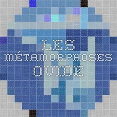 Les Métamorphoses - Ovide
