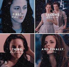 Twilight Saga Quotes, Twilight Saga Series, Twilight Edward, Twilight Cast, Twilight New Moon, Edward Bella, Twilight Series, Twilight Movie, Bella Cullen