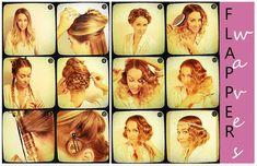 Dita Von Teese's Retro Hairstyle Tutorial