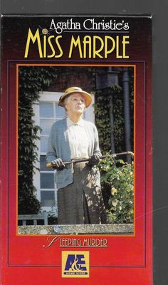 Agatha Christie's Miss Marple,Sleeping Murder Joan Hickson (VHS)
