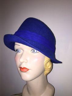 BY ANDREA BLOHM   #millinery #hats #HatAcademy