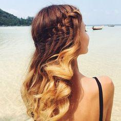Özel Günler İçin Örgülü Saç Modelleri   Yaşam Tonu
