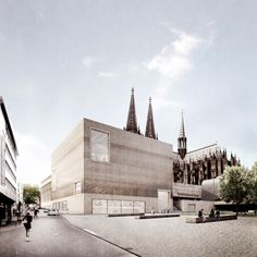 Gallery of Staab Architekten Unveils Planning Designs for Cologne Historic Center - 1