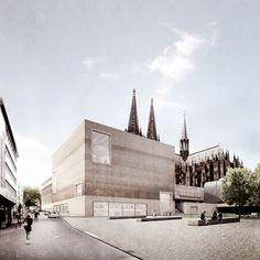 Galería de Staab Architekten presenta su diseño de planificación para el Centro Histórico de Colonia - 1