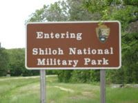 Shiloh, Tennessee.