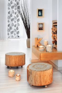 stoliki z pnia drzewa - Szukaj w Google