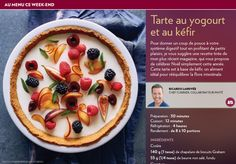 Tarte au yogourt