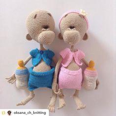 villy_vanilly_shop:: Малыши сладко выспались вкусно покушали и теперь готовы весело поиграть!!!Repost from  @oksana_ch_knitting  #вязание#вязаниекрючком#ручнаяработа#игрушки#вязаныеигрушки#вналичии#обезьяна#орангутанг#мартышка#малыши#ищутдом#амигуруми#knitting#crochet#amigurumi#weamiguru#handmade#toys#monkey#spring#moskow#oksana_toys#frends #sister #love#подарок#детскаякомната #дружба#доброеутро
