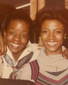 """BernNadette Stanis on Instagram: """"🖤😇🖤😇 My heart is heavy on this day. This is the day my very best friend """"Lillian Harris"""" is being laid to rest. She and I have been best…"""""""