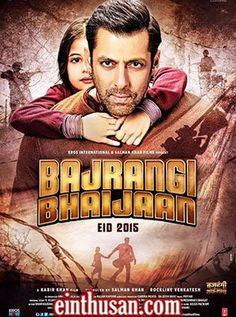 Bajrangi Bhaijaan Hindi Movie Online - Salman Khan, Kareena Kapoor, Nawazuddin Siddiqui and Harshaali Malhotra. Directed by Kabir Khan. Music by Pritam. 2015 [U/A] w.eng.subs
