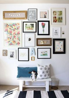 50 Magnificent Tips For #bedroomfurniturecolors Cute Girls Bedrooms, Bedroom Decor For Teen Girls, Little Girl Rooms, Bedroom Furniture Inspiration, Jones Design Company, Girl Bedroom Walls, Room Wallpaper, Living Room Art, Cool Rooms