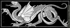 Dimensions:	127 x 50mm (5.0 x 2.0 inches) Place shown:	none Filename:	375-heraldic-dragon-q75-500x200.jpg Blog image:	http://fromoldbooks.org/r/d/375-heraldic-dragon-q75-500x200.jpg Blog link:	http://fromoldbooks.org/r/d/pages/375-heraldic-dragon/ Artist:	Lewis F. Day (1845 – 1910) Liam's PIctures from Old Books