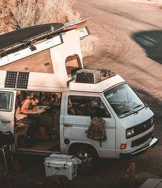"""174 Likes, 1 Comments - Daehaeng Kwon (@cool.cn) on Instagram: """"from @greg.mills .... #vanconversion #campervan #camper #camperlife #campervanlife #van #travel…"""""""