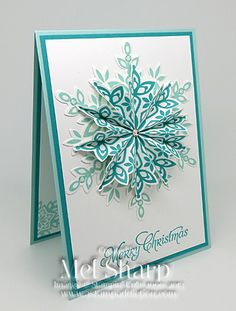 SUO Festive Flurries by stampinandstuff - Cards and Paper Crafts at Splitcoaststampers