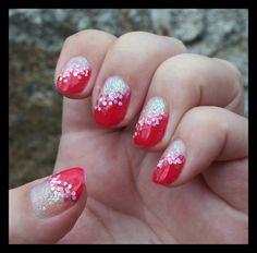 Thulian In Wonderland: Bling bling for short nails