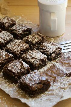 Peanut Butter Brownie Bites Recipe | So good!!