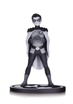 eXpertComics offers a wide choice of  products, like the Batman Black And White  Series Robin by Frank Quitely Statue. Visit eXpertComics' website to discover thousands of collectibles.