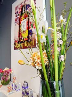 """fig.: """"Today, I attended a press date at hotel Sofitel Vienna for the exploration of new perfumes such as 'Jacquard' by Etro. ... """" Vienna Insight by Karin Sawetz, publisher Fashionoffice (12 February 2014)."""