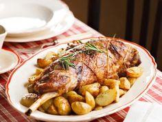 Cosciotto al forno con le patate| Sale&Pepe