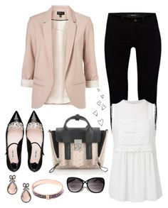 """Untitled #795"" by gallant81 ❤ liked on Polyvore featuring moda, Miu Miu, J Brand, Haridra, Liberty y Brinley Co"