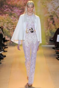 Zuhair Murad Spring 2014 Couture Collection on Style.com: Runway Review