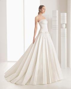 Vestidos de novia Rosa Clara Nepali