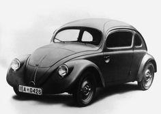 792. 1937 Volkswagen / KdF Wagen prototype W30
