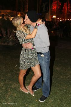 Paris Hilton @ Coachella 2011