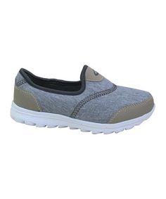 Look what I found on #zulily! Gray Slip-On Sneaker by Dream Seek #zulilyfinds